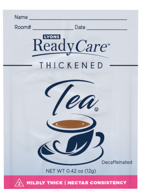 Thickened Decaf Tea - Nectar/Level 2