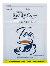 Load image into Gallery viewer, Thickened Decaf Tea - Honey/Level 3