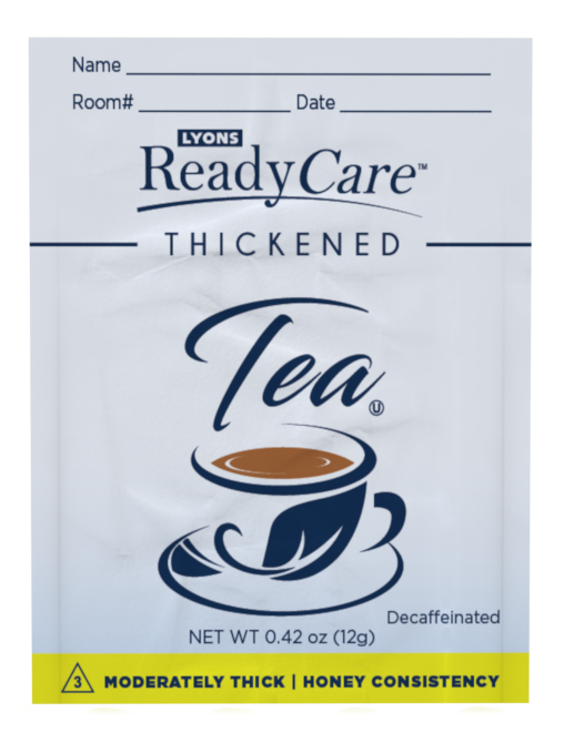 Thickened Decaf Tea - Honey/Level 3