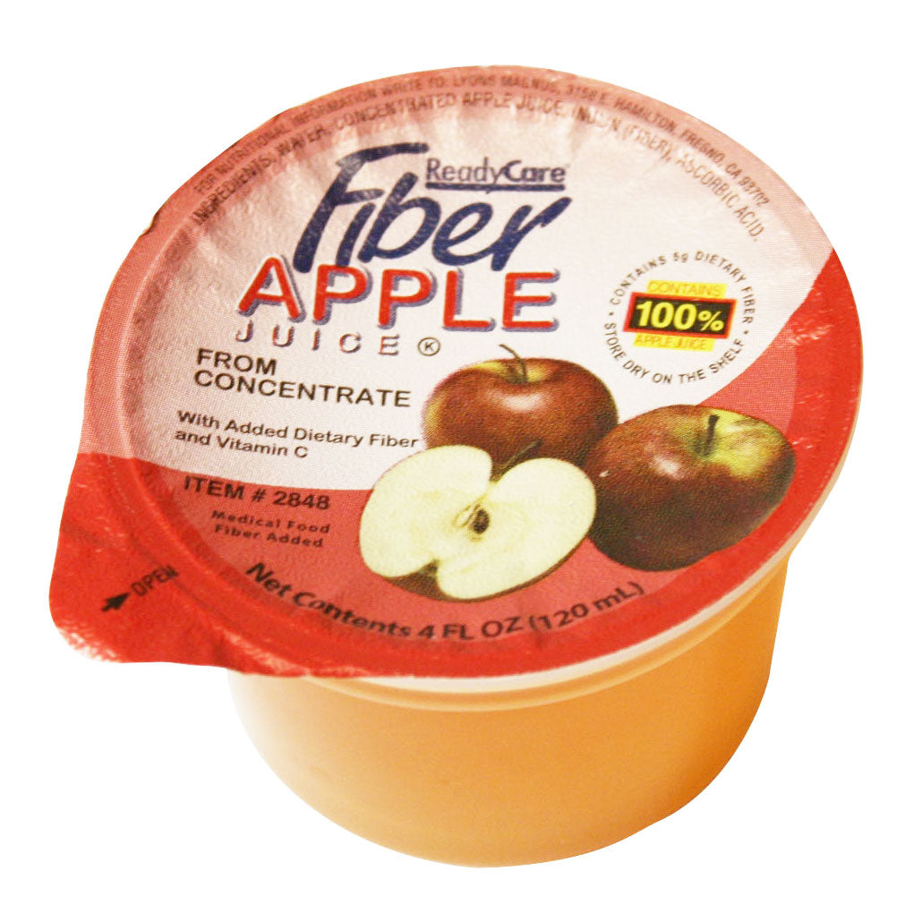 Apple Juice with Fiber