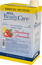 Load image into Gallery viewer, Thickened Strawberry Lemonade, Sugar Free – Honey/Level 3