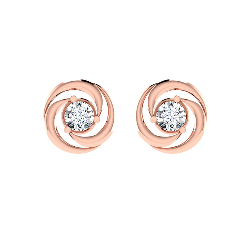 Image of 14 KT Rose Gold Tops  in 2.812 gms