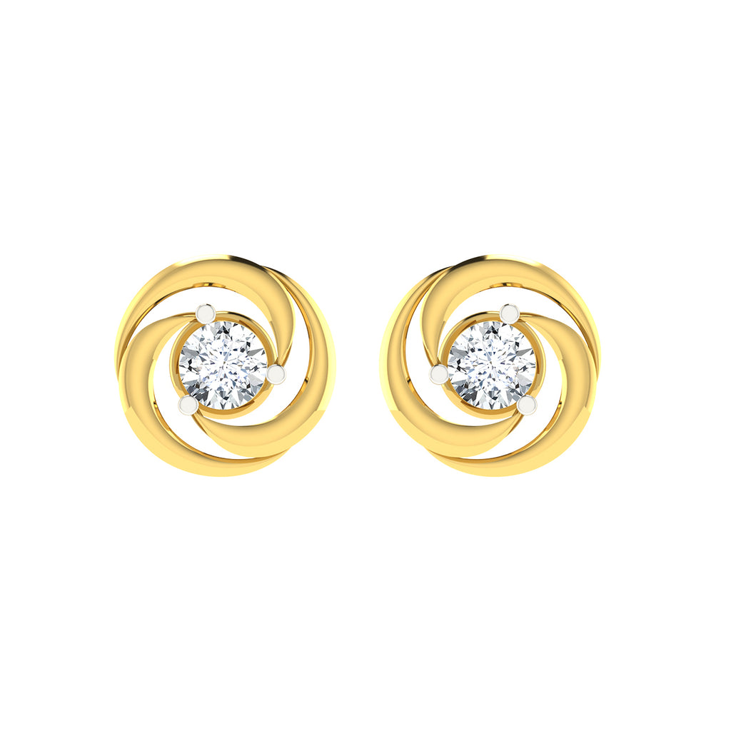 14 KT Yellow Gold Tops  in 2.212 gms