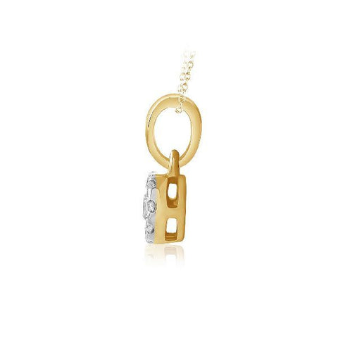 18 KT Yellow Gold Daily and Work Wear in 0.38 gms