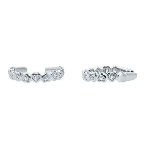 925 Silver Toe Rings in 2 gms