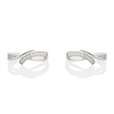 Image of 925 Silver Toe Rings in 2.5 gms