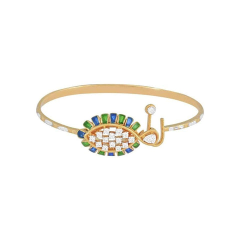Image of Marine Life Bangle