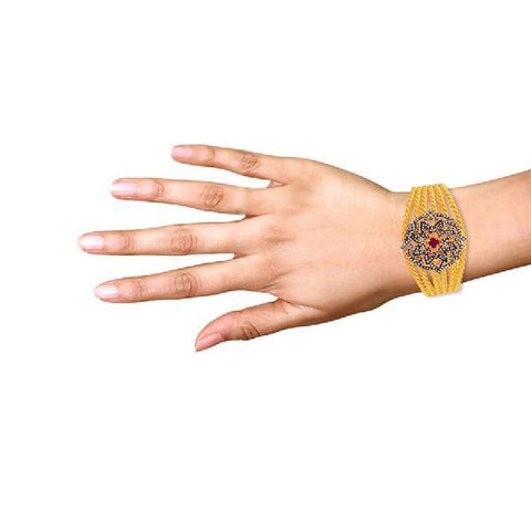 Image of Bloom stoned Cuff