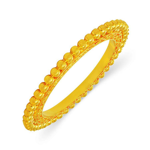 Image of 22 KT Yellow Gold Other Bangles and Kadas in 27.13 gms