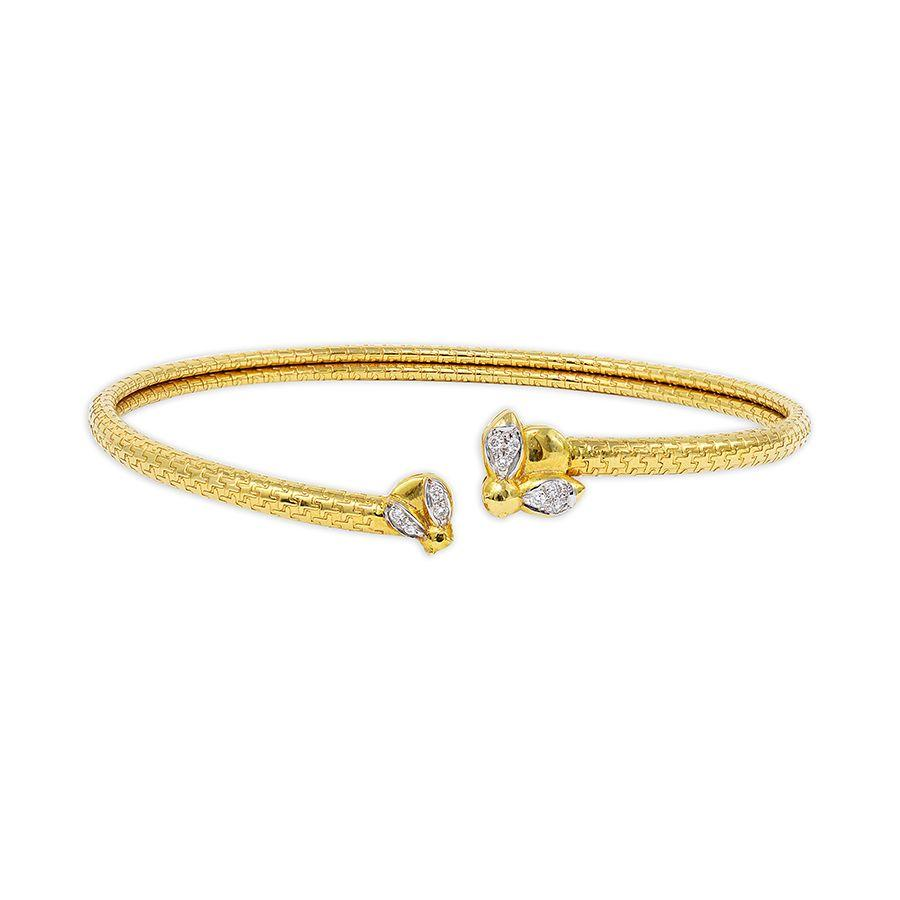 14 KT Yellow Gold Other Bracelets in 6.76 gms