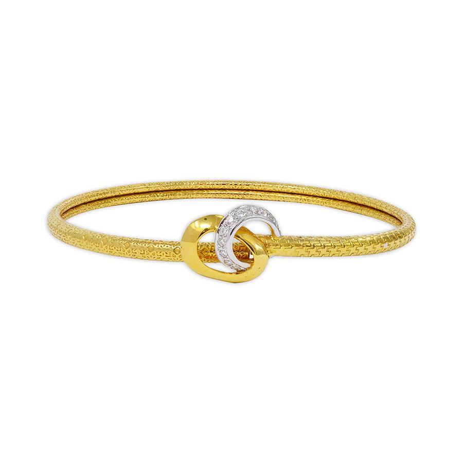 14 KT Yellow Gold Other Bracelets in 7.66 gms