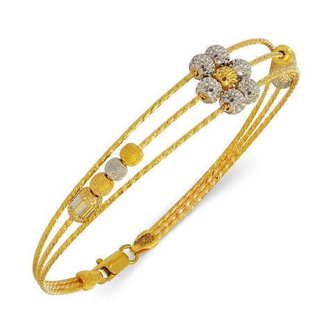 Image of 22 KT Yellow Gold Other Bracelets in 10.85 gms