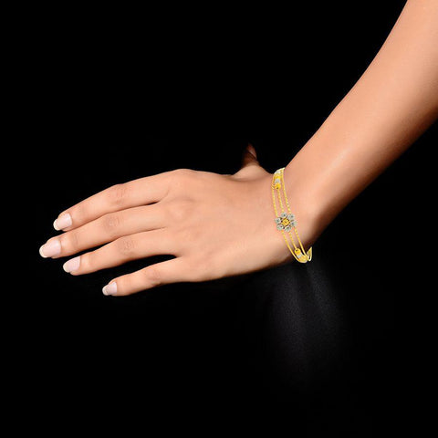 22 KT Yellow Gold Other Bracelets in 10.85 gms