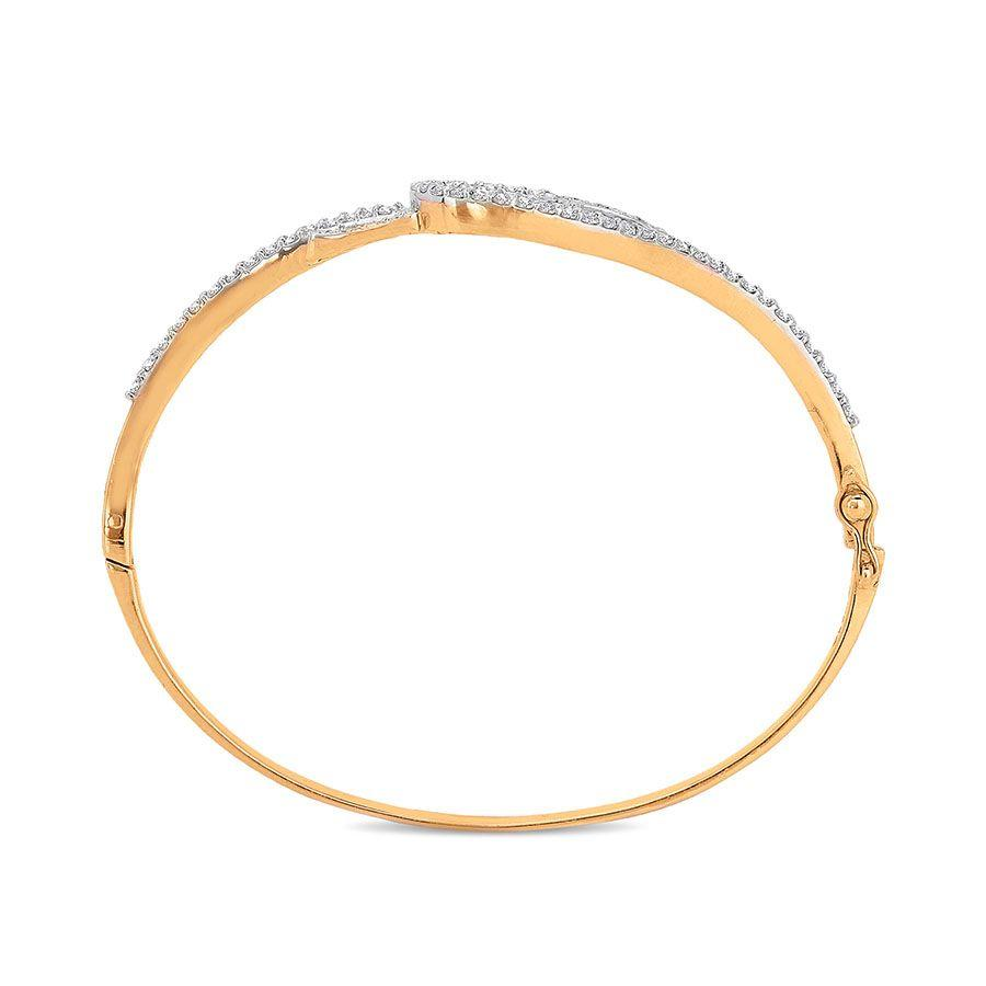 18 KT Yellow Gold Other Bracelets in 12.35 gms