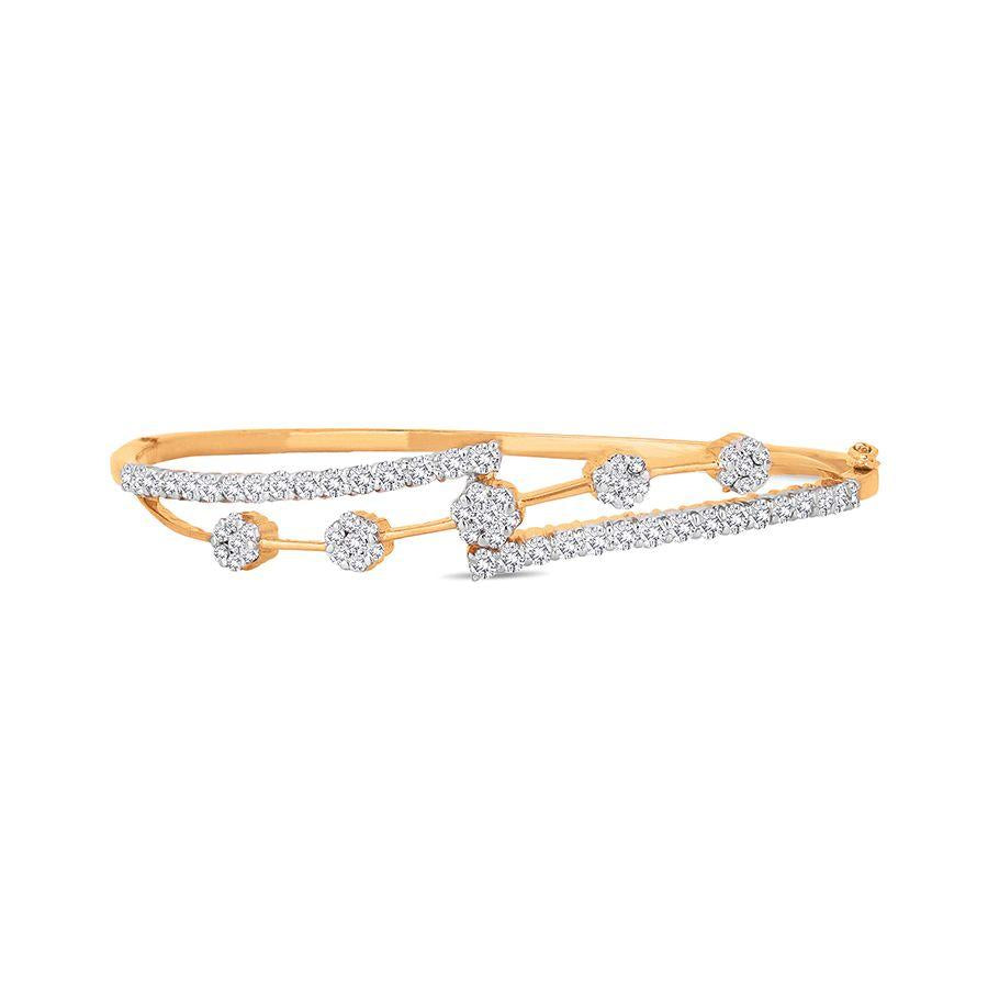 18 KT Yellow Gold Other Bracelets in 14.13 gms