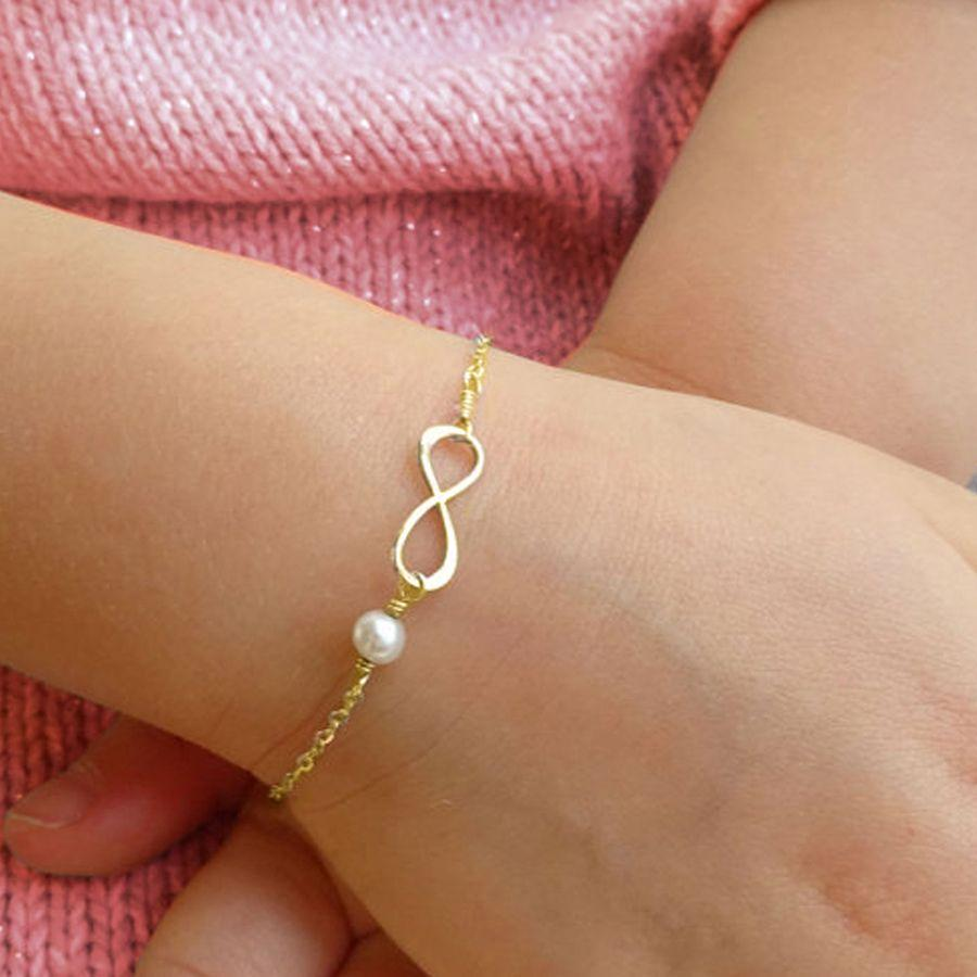 925 Silver Yellow Gold Plated Other Bracelets in 3 gms