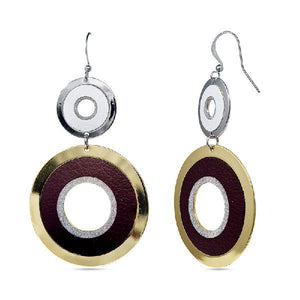 Fashion Earrings in 13 gm