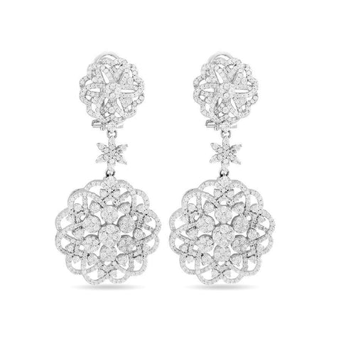 Image of The Argentate Dangle Earrings