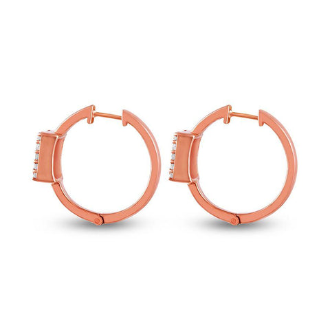 The Buckle-up Hoops Small