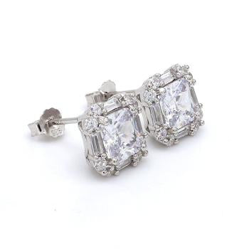 Image of Stunning AD Square Solitaire