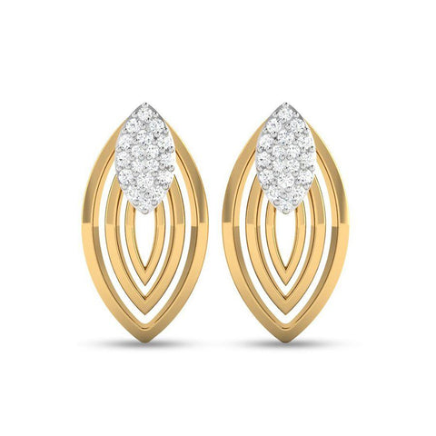Topaz Trendy Studs and Tops