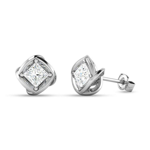 Image of Topaz Stylish Studs and Tops