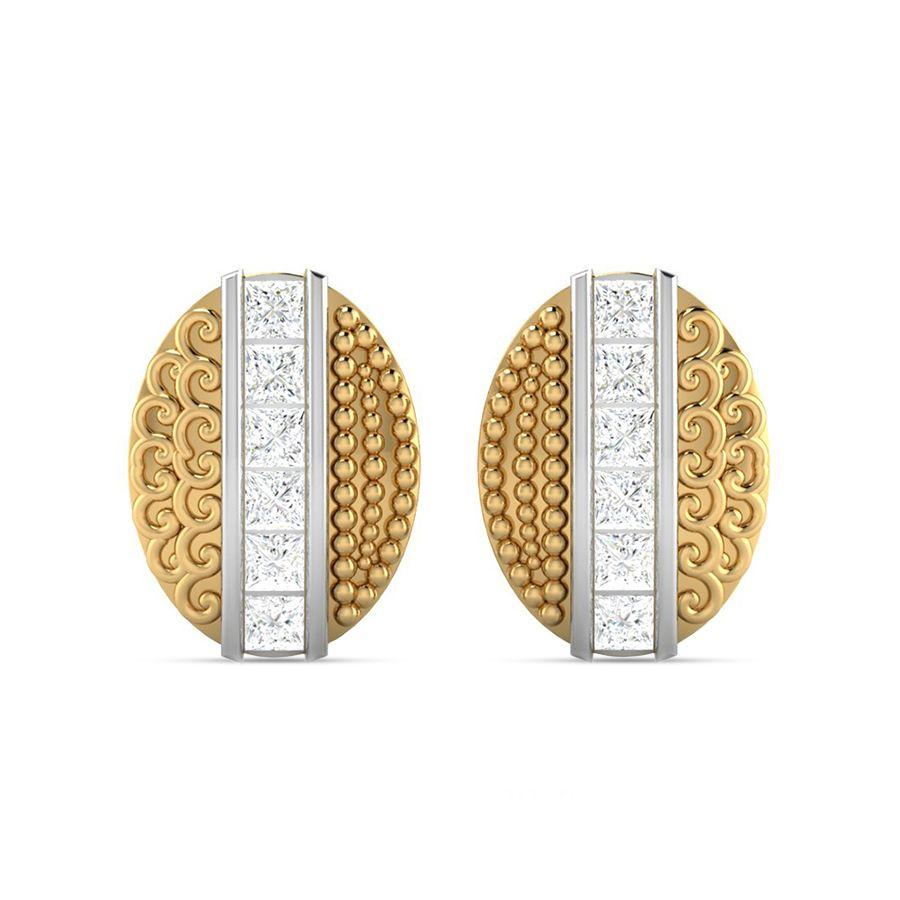 Topaz Modern Studs and Tops