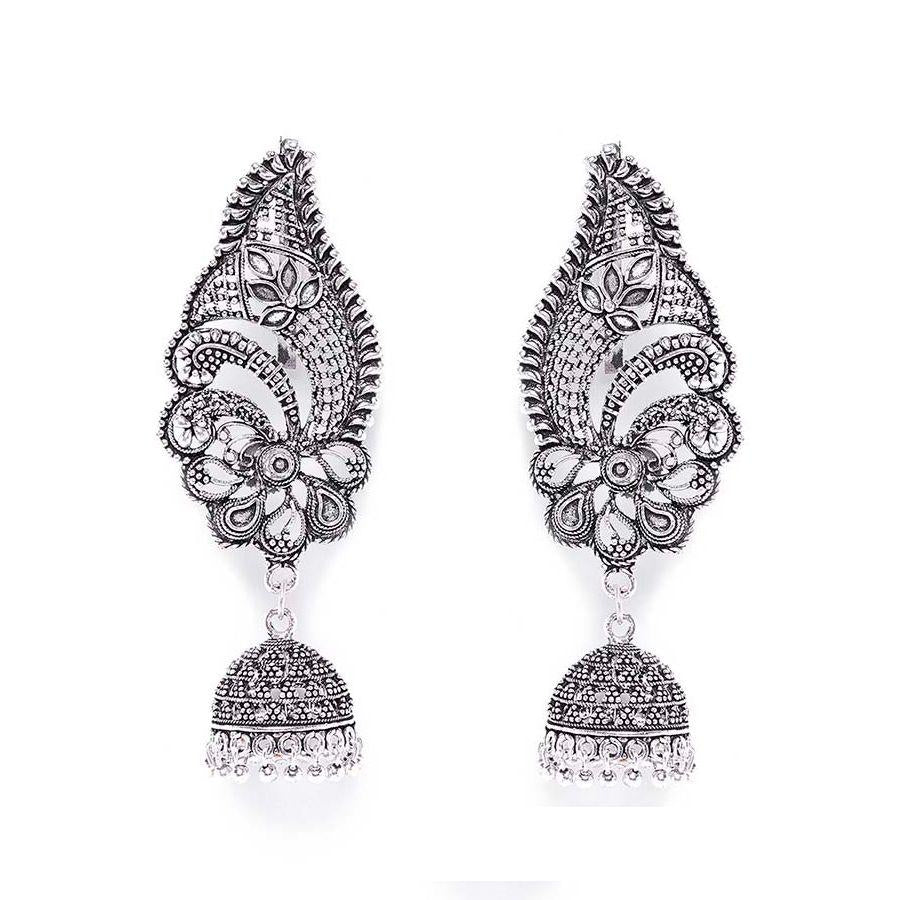 Fashion Earrings in 81 gm