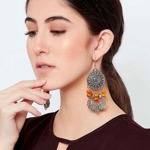 Image of Fashion Earrings in 84 gm
