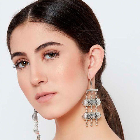 Fashion Earrings in 88 gm