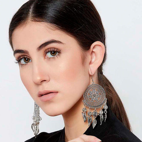Image of Fashion Earrings in 89 gm