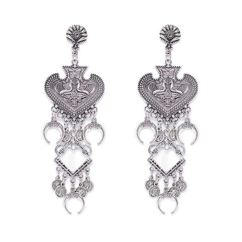 Image of Fashion Earrings in 86 gm