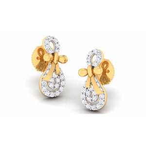 Qatrun Fine Diamond Jewellery Earrings