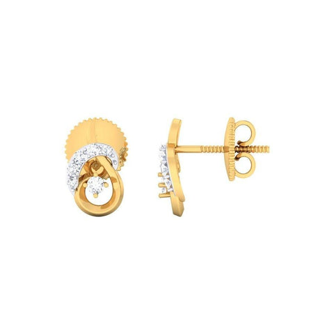 Bissau Fine Diamond Jewellery Earrings