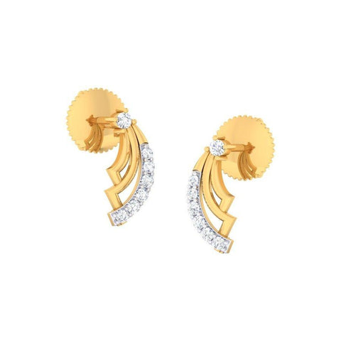 Image of Banjul Fine Diamond Jewellery Earrings