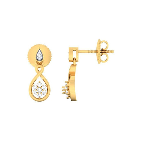 Conakry Diamond Jewellery Earrings