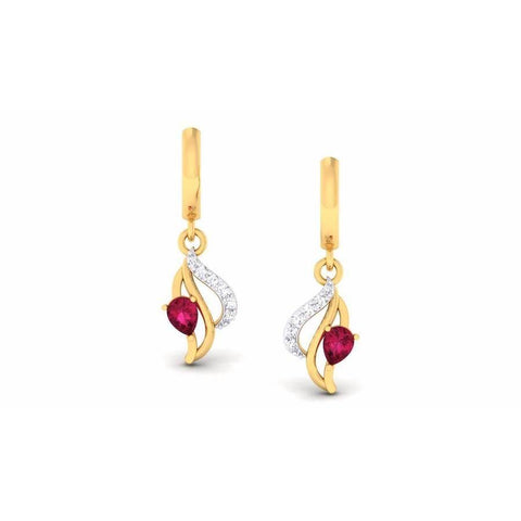 Libara Fine Diamond Jewellery Earrings