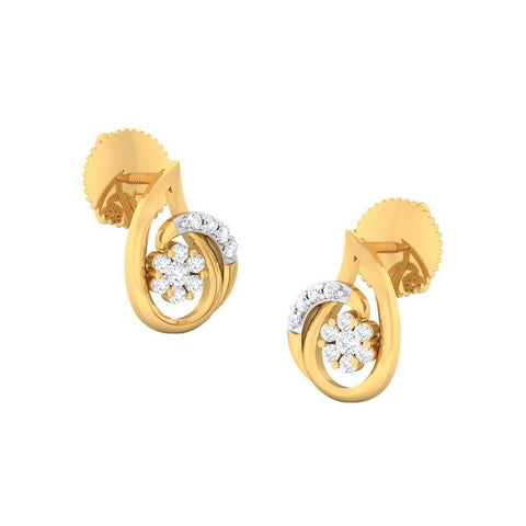 Image of Anila Fine Diamond Jewellery Earrings