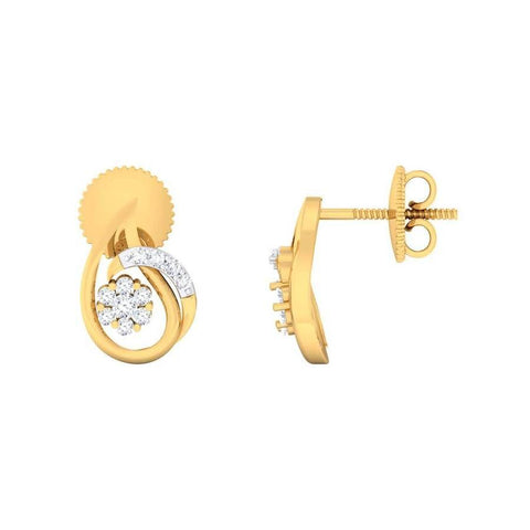 Anila Fine Diamond Jewellery Earrings