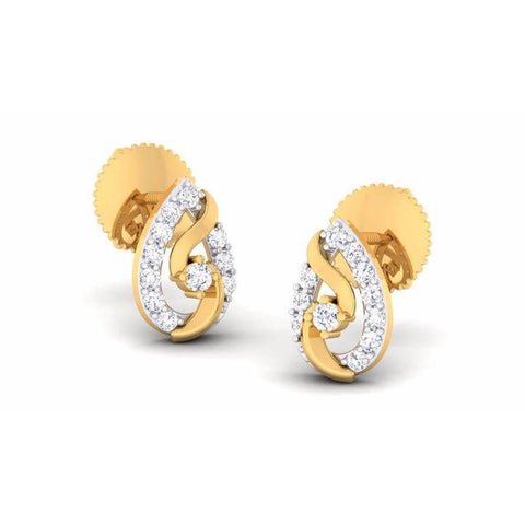 Nisia Fine Diamond Jewellery Earrings