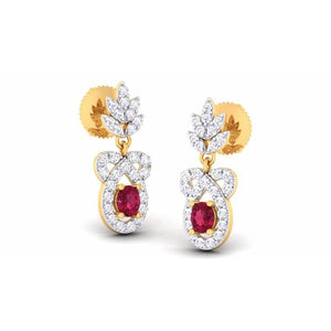 Misra Fine Diamond Jewellery Earrings