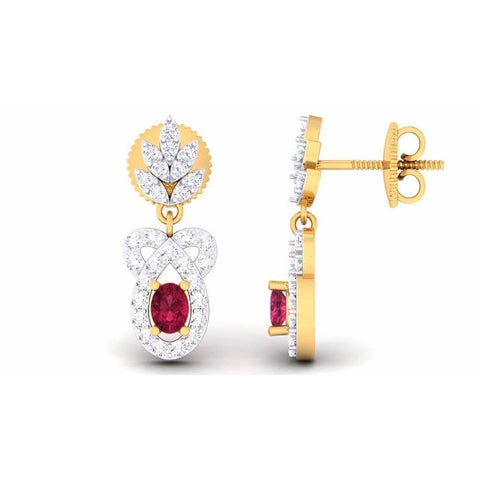 Image of Misra Fine Diamond Jewellery Earrings