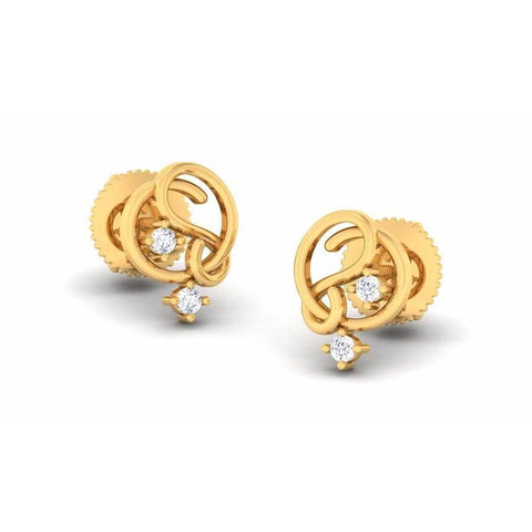 Image of Intimacy Fine Diamond Jewellery Earrings