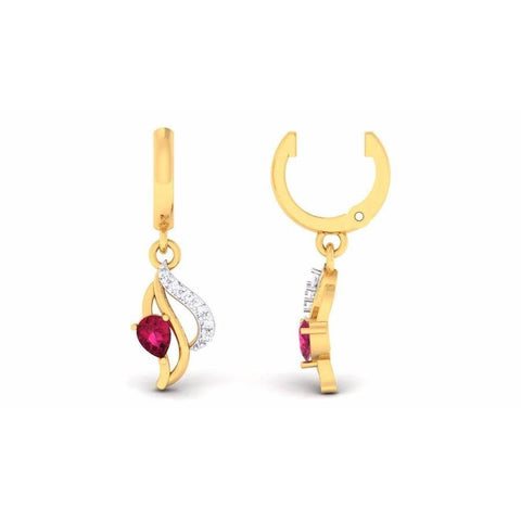 Image of Libara Fine Diamond Jewellery Earrings