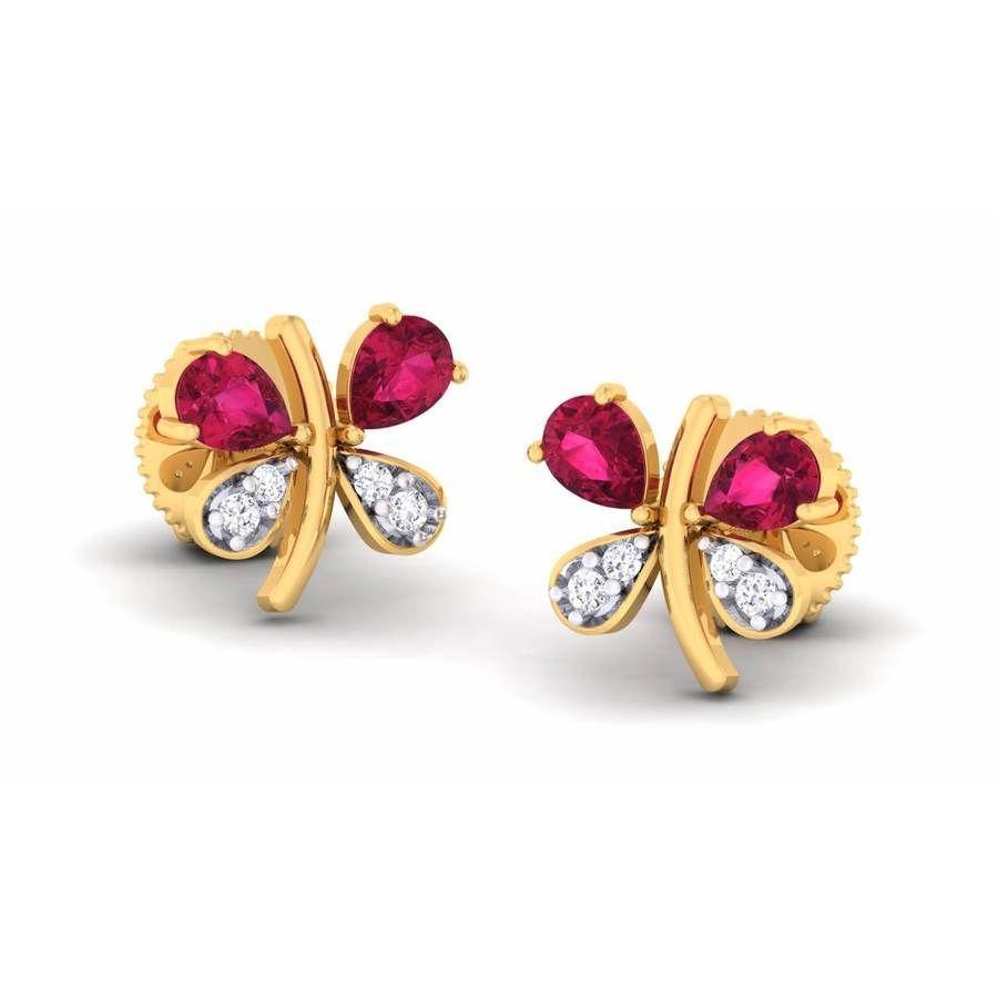 Anesah Fine Diamond Jewellery Earrings