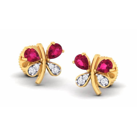 Image of Anesah Fine Diamond Jewellery Earrings