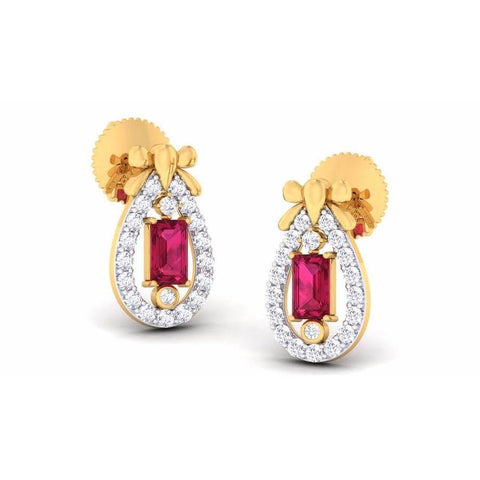 Image of Abira Fine Diamond Jewellery Earrings