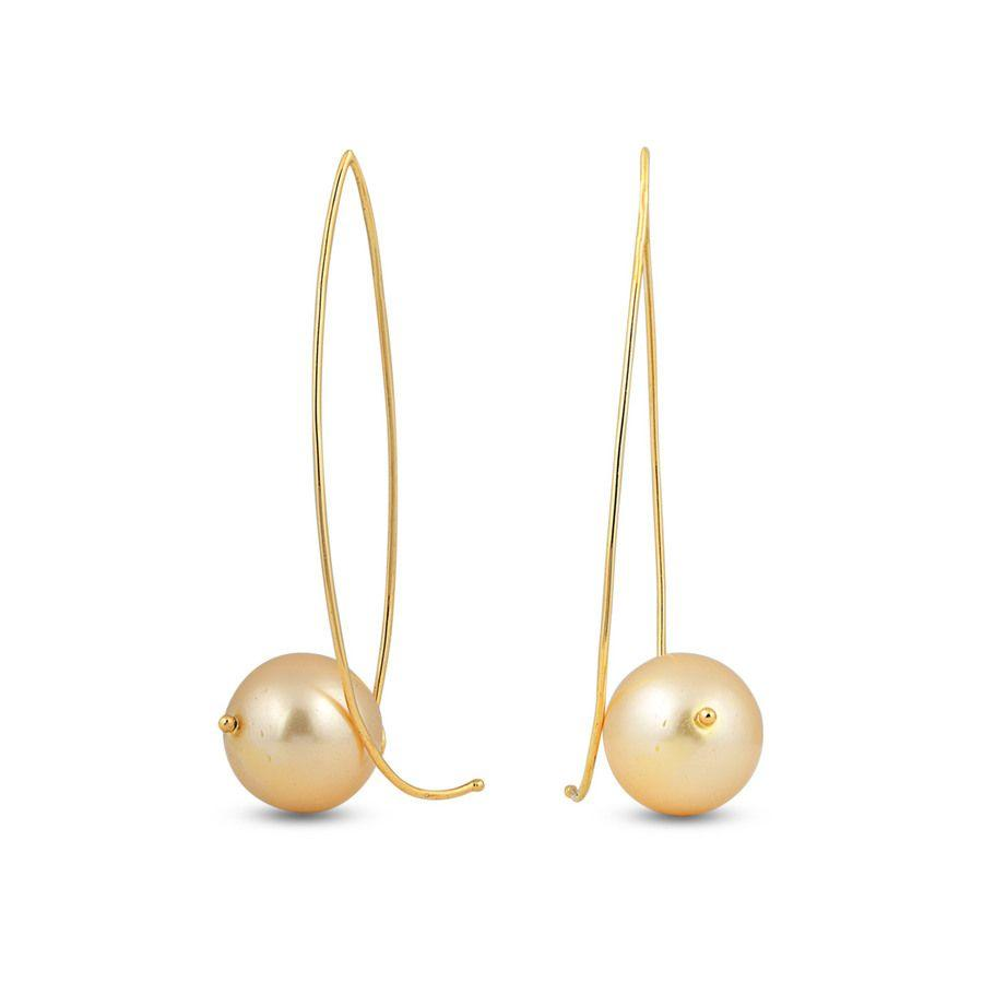 Dainty Earrings - Gold