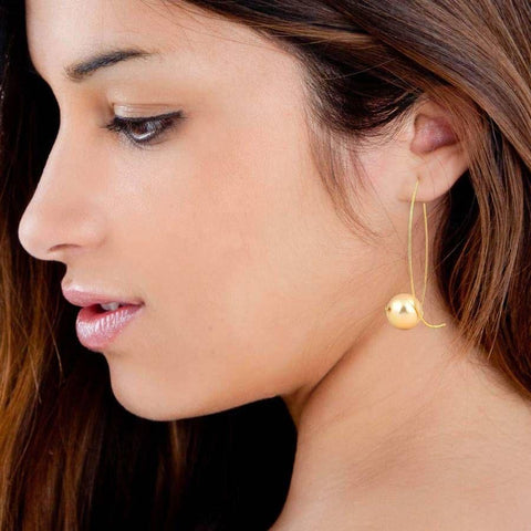 Image of Dainty Earrings - Gold