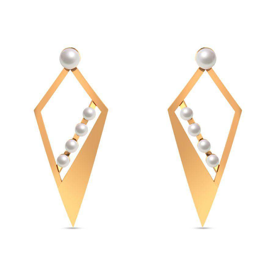 Fashion Pearl Trendy Danglers and Drops